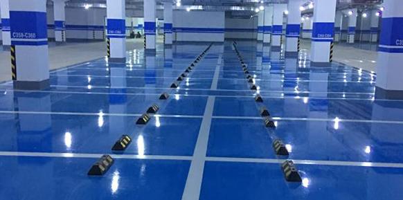 介绍水性地坪涂料涂装的三大系统