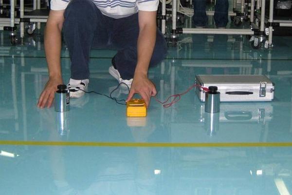 黑龙江环氧导电中涂找平层